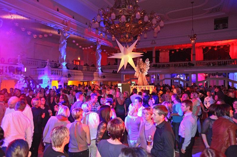 Ü30-Party in der Neuen Welt fällt aus | Radio Chemnitz