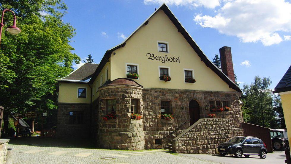 Foto: Berghotel Greifensteine