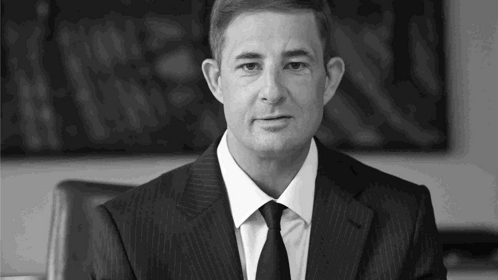 Jesko Vogel war seit 2015 Oberbürgermeister von Limbach-Oberfrohna.
