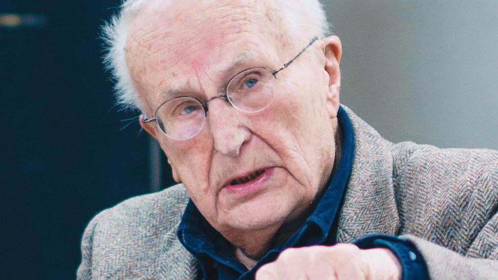 Hartwig Albiro war Schauspieldirektor in Karl-Marx-Stadt. Foto: Ernesto Uhlmann