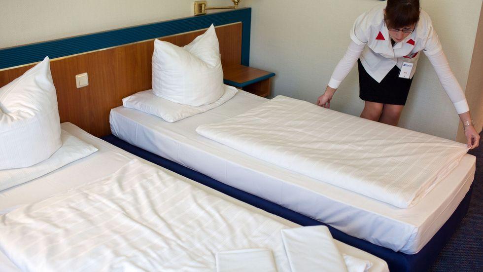 Besonders Hotels und Gastronomie sind vom Lockdown hart getroffen (Symbolbild)