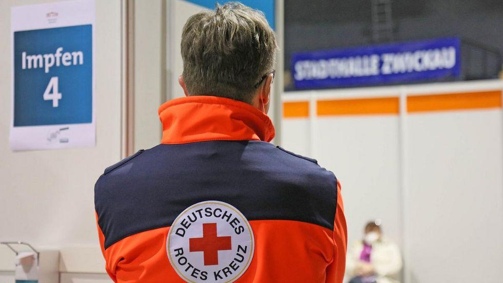 Impfzentrum Zwickau