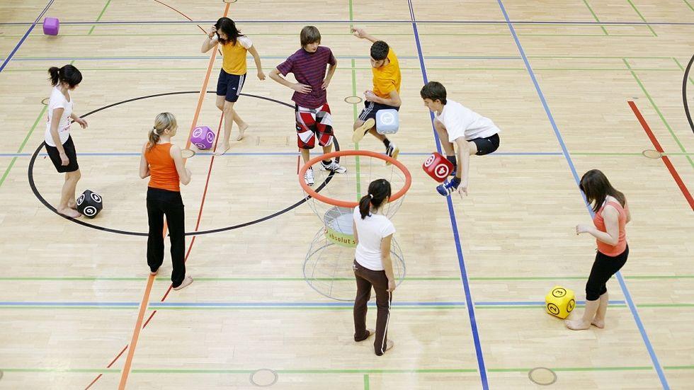 Sport in Gruppen von bis zu 20 Kindern und Jugendlichen soll ab Dienstag wieder möglich sein.