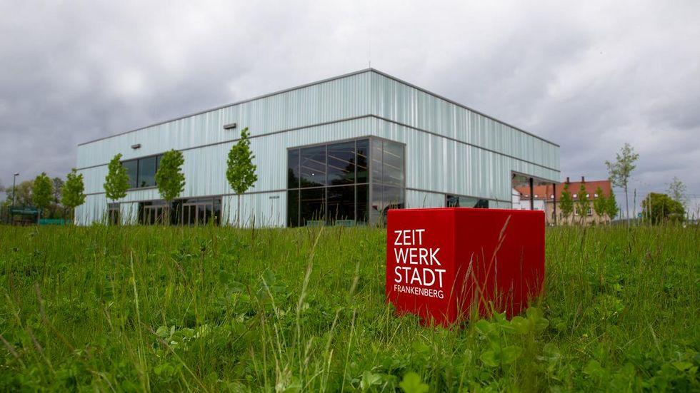Die Außenansicht des Museums.